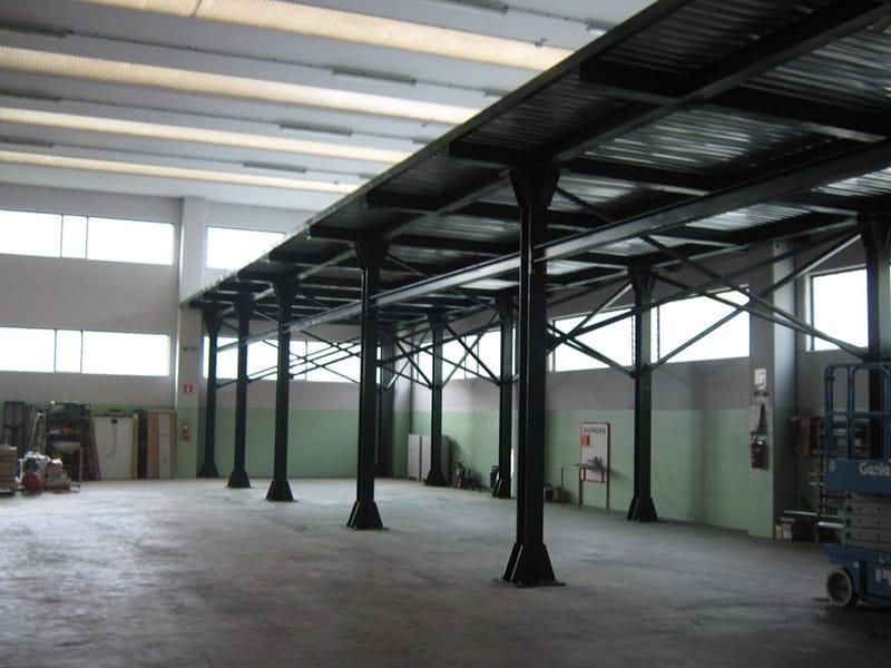 Come montare strutture metalliche di protezione, apparecchiature elettriche o elettroniche