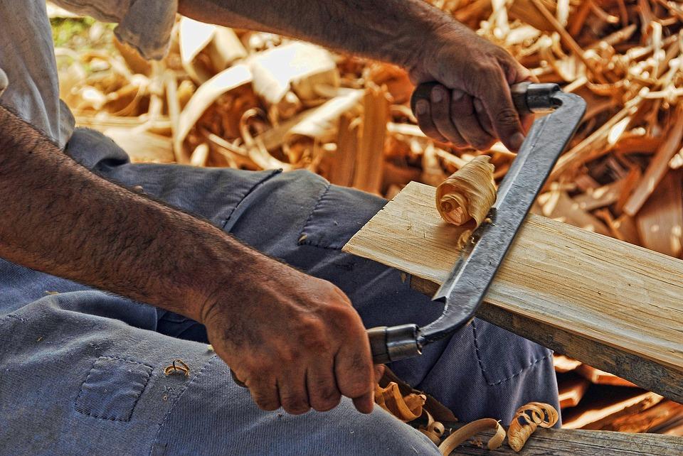 Il carpentiere, una professione senza tempo
