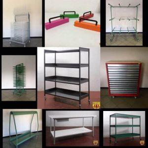 Pelletteria - Arredamento industriale - Pronto moda