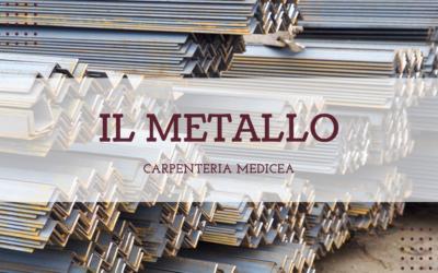 Che cos'è il metallo, origini, caratteristiche e impieghi